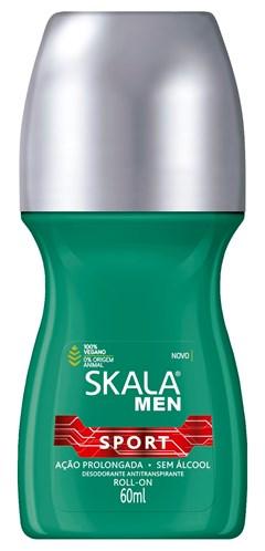 DESOD ROLL-ON SKALA 60ML FOR MEN SPORT
