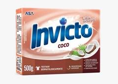 LAVA R PO INVICTO CX  500G COCO