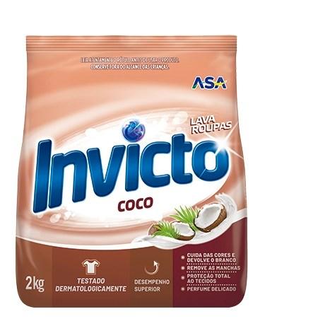 LAVA R PO INVICTO SACHE 2KG COCO
