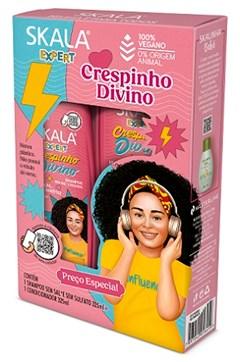 KIT SH + COND SKALA 325ML CRESPINHO KIDS
