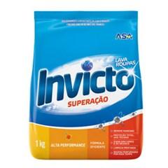 LAVA R PO INVICTO SACHE 1KG SUPERACAO