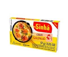 CALDO SINHA  57G GALINHA