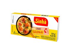 CALDO SINHA 114G GALINHA