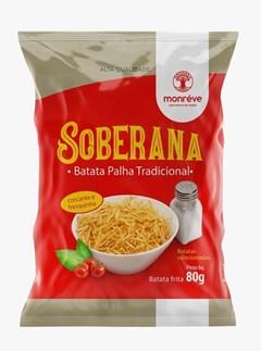 BATATA PALHA SOBERANA  80G
