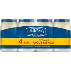 MAIONESE HELLMANN S PETY 500G PROMO