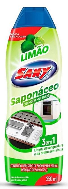 SAPONACEO CR 250ML SANY LIMAO