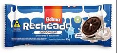 BISC RECH LANCHINHO 55G BELMA CHOCONEGRO