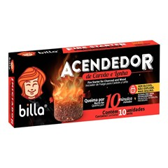 ACENDEDOR BILLA 7G C/ 10 UN