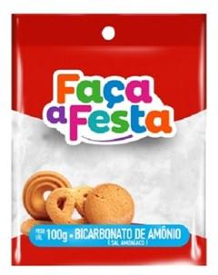F FESTA BICARBONATO AMONIO 100G