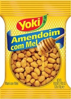 AMENDOIM SABOR 150G COM MEL