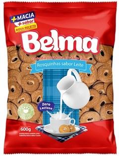 BISC ROSQUINHA BELMA 600G LEITE