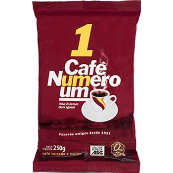 CAFE PO PCT 250G NUMERO UM TRADIC