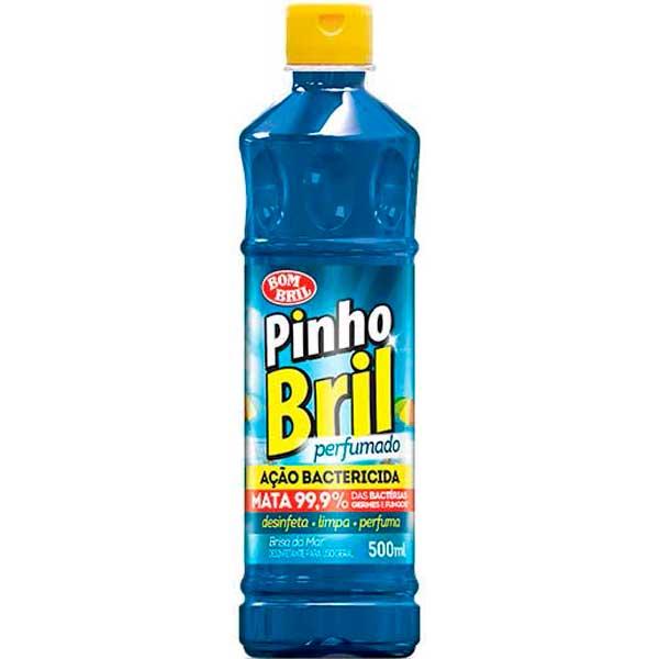 DESINF PINHO BRIL  500ML BRISA DO MAR