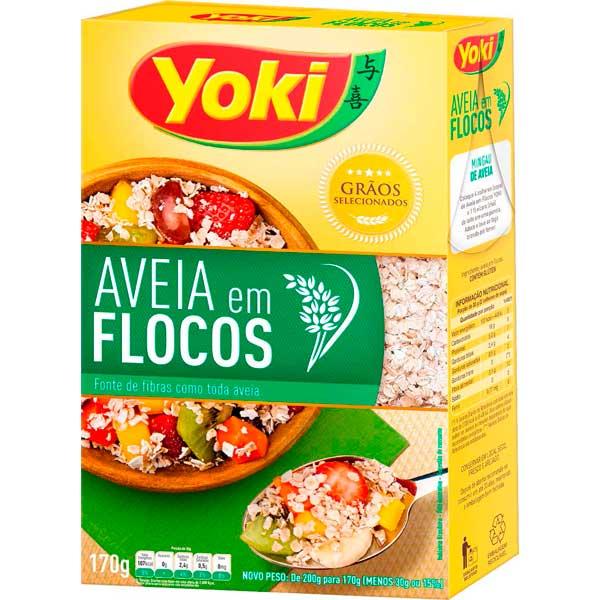 AVEIA YOKI 170G FLOCOS