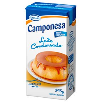 LEITE COND CAMPONESA TP 395G INTEG 8%G