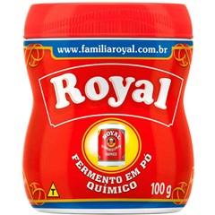 FERMENTO QUIMICO PO ROYAL 100G
