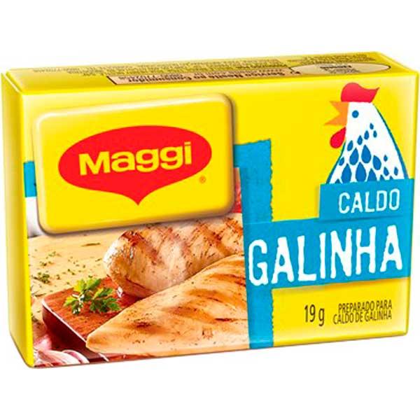 CALDO MAGGI  19G GALINHA