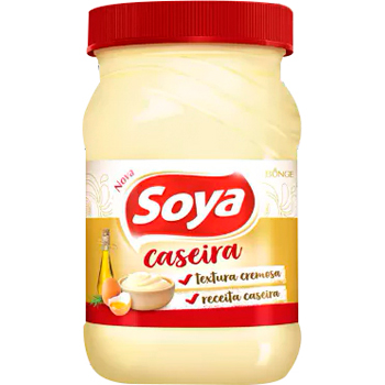 MAIONESE SOYA POTE 500G PETY
