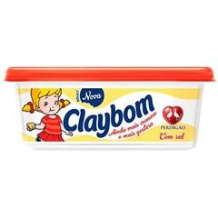 MARGARINA CLAYBOM 250G 50% LIP