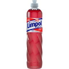 LAVA LOUCA DET LIQ LIMPOL 500ML MACA