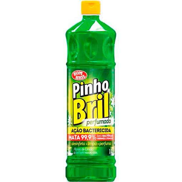 DESINF PINHO BRIL 1L FLORES LIMAO