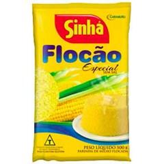 FLOCAO SINHA PRE-COZIDO 500G