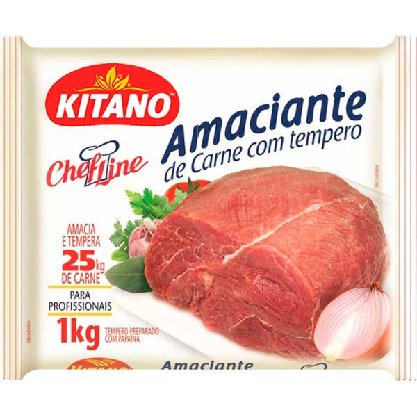 AMACIANTE CARNE KITANO CHEF LINE 1KG