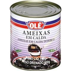 AMEIXA CALDA OLE LATA 400GR