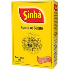 AMIDO MILHO SINHA CX 500G
