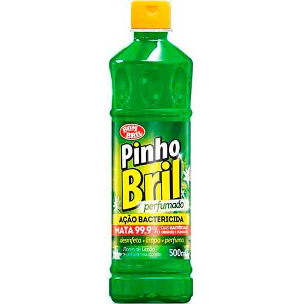 DESINF PINHO BRIL  500ML FLORES LIMAO