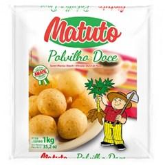 POLVILHO MATUTO DOCE 1KG