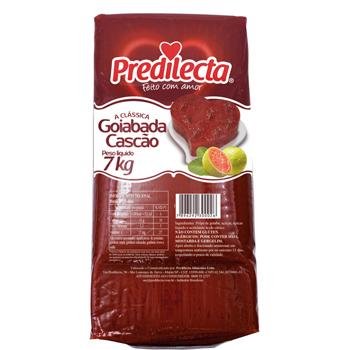 GOIABADA PREDILECTA BLOCO 7KG