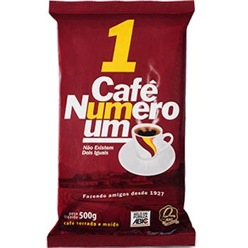 CAFE PO PCT 500G NUMERO UM TRADIC