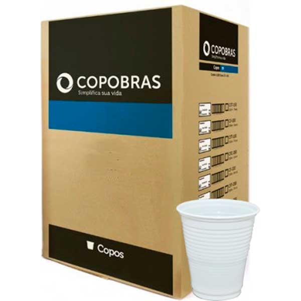 COPO DESC PP COPOBRAS BRANCO 100X300ML