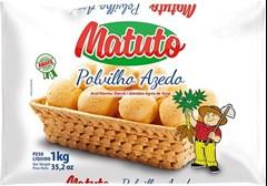 POLVILHO MATUTO AZEDO 1KG