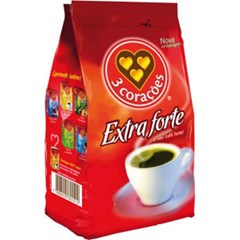 CAFE PO PCT 250G 3 CORACOES EXTRA FORTE