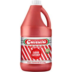 CATCHUP GALAO 3,4KG CALCUTA