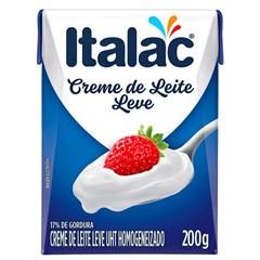 CREME LEITE TP  200G ITALAC 17%G