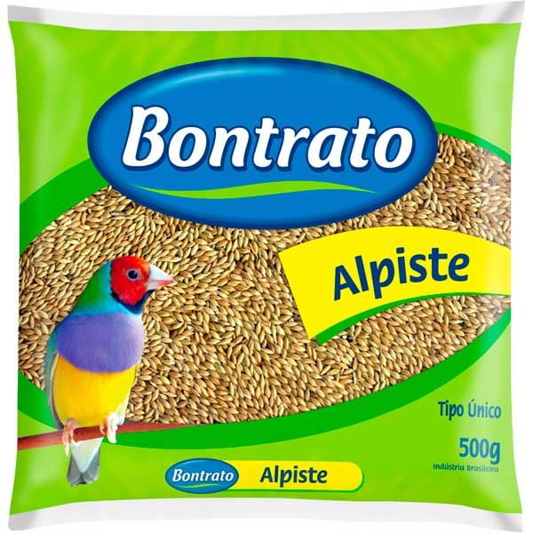 ALPISTE 500G BONTRATO SINHA