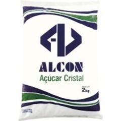 ACUCAR CRISTAL ALCON 2KG