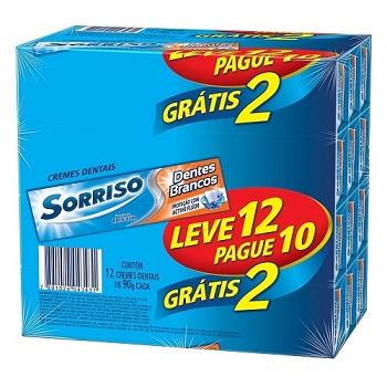CD SORRISO D BRANCOS 180G LV15 PG12