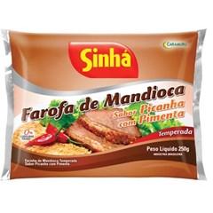 FAROFA PRONTA SINHA 250G PICANHA