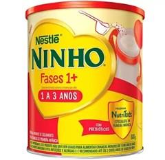 COMPOSTO LACTEO LT NINHO FASES+1 400G
