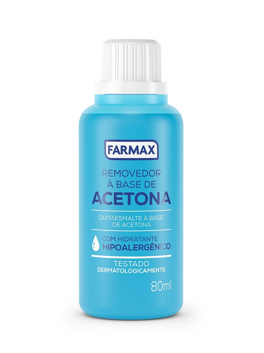 ACETONA FARMAX 80ML