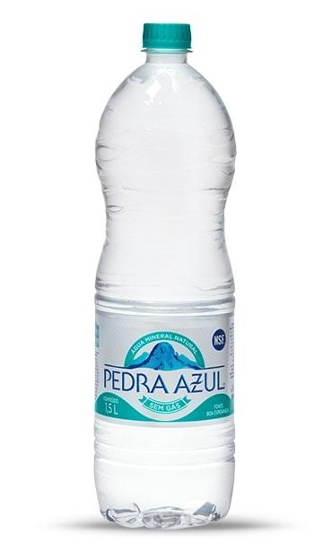 AGUA MIN PEDRA AZUL NAT  1.5L