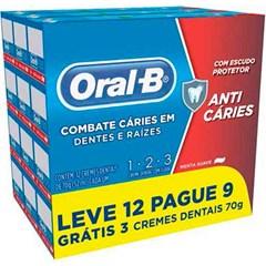 CD ORAL-B MENTA SUAVE 123 70G LV12 PG9