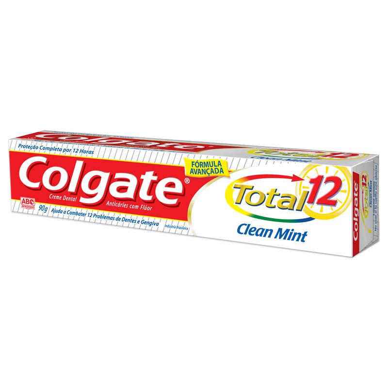 CD COLGATE TOTAL  12 90G C MINT L12 PG10