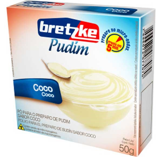 PUDIM BRETZKE 50G COCO