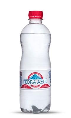 AGUA MIN PEDRA AZUL C/GAS 330ML