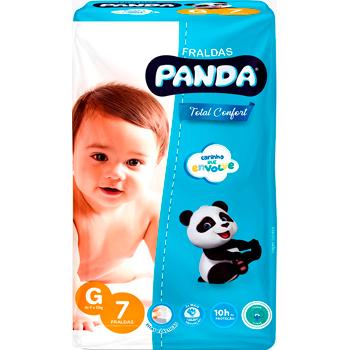 FRALDA PANDA T MACIO REGULAR G 7UN